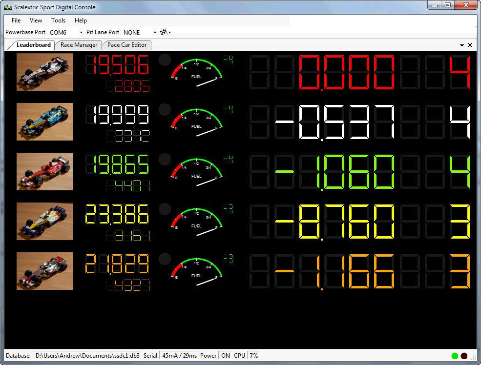 Scalextric sport digital console - Scalextric sport digital console ...